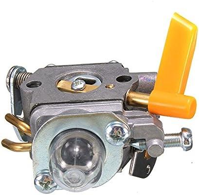 Forspero Carburador Carb Primer Bulbo para Homelite Ryobi Trimmer ...