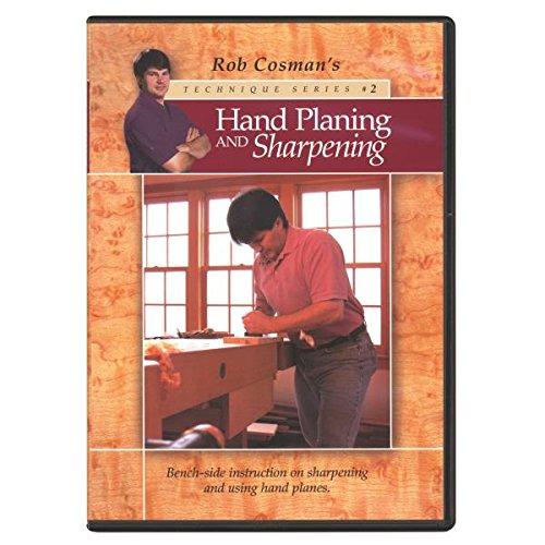 "Rob Cosman ""Hand Planing & Sharpening"" DVD"