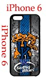 img - for University Of Kentucky Wildcats iPhone 6 4.7 Case Hard Silicone Case book / textbook / text book