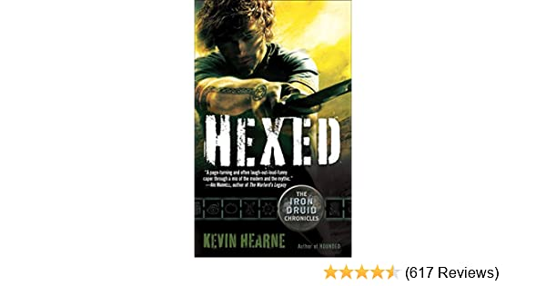 Hexed Kevin Hearne Pdf