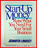 Start-up Money, Jennifer Lindsey, 0471500313