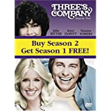 Three's Company: The Complete First and Second Seasons