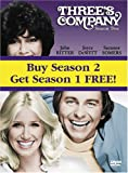 Three's Company: The Complete First and Second Seasons (Two Pack)