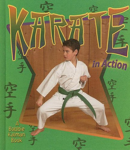 Karate in Action (Sports in Action)