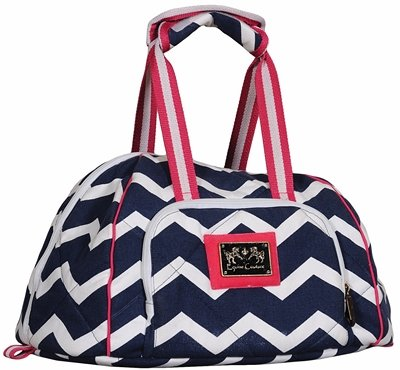Equine Couture Abby Hat Bag, Hot Pink, Standard