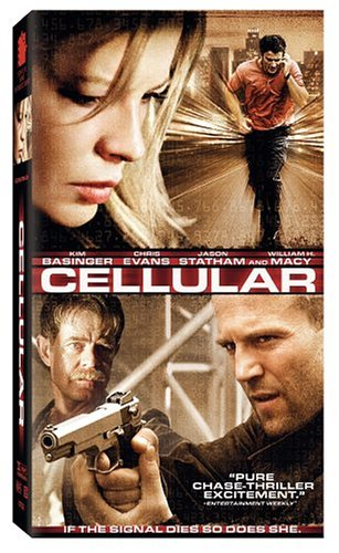 Cellular [VHS] - Macys Richmond