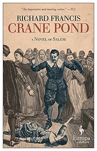 book cover of Crane Pond