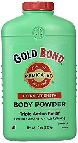Body Powder Extra Strength 10oz (Medicated Powder)