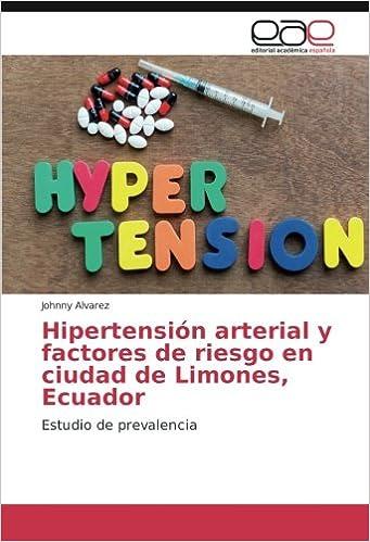 Factores de riesgo con hipertensión