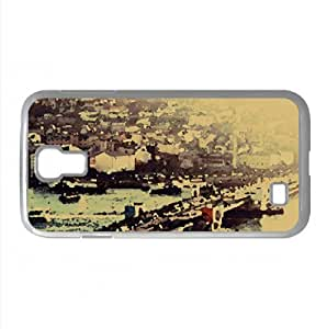 Istambul Bridge Watercolor style Cover Samsung Galaxy S4 I9500 Case