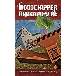 Woodchipper Rhubarb Wine