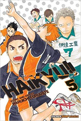 Haikyuu!! Volume 5 Review