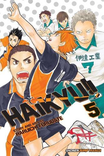 Haikyu!!, Vol. 5