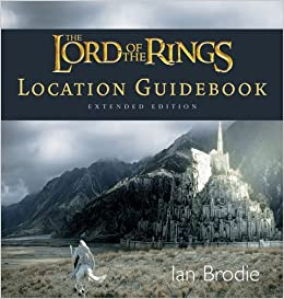 Book's Cover of Lord of the Rings Location Guidebook (Inglés) Tapa blanda – 6 agosto 2004