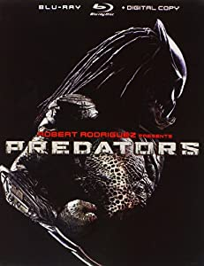 Cover Image for 'Predators'