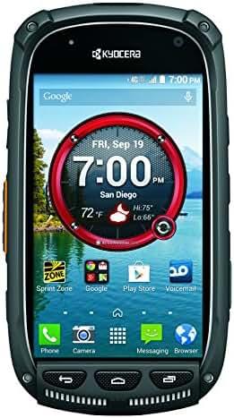 Kyocera Torque XT, Black 20GB (Sprint)