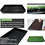 Yield Lab 10 x 20 Inch Black Plastic Propagation