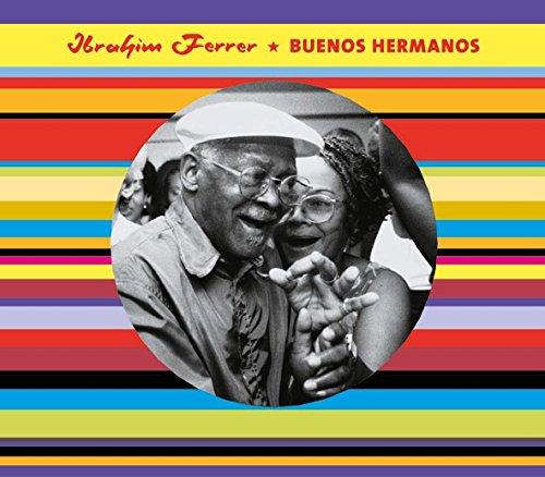 Vinilo : Ibrahim Ferrer - Buenos Hermanos (LP Vinyl)