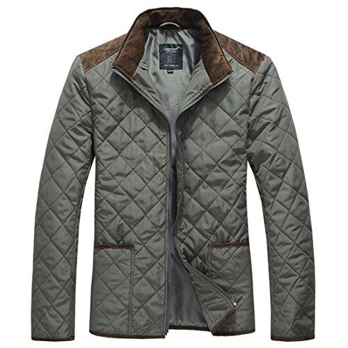 Quilted Jacket Men - 1