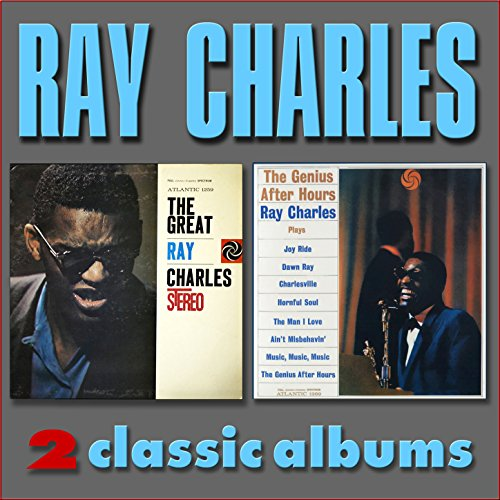 (The Great Ray Charles / The Genius After Hours)