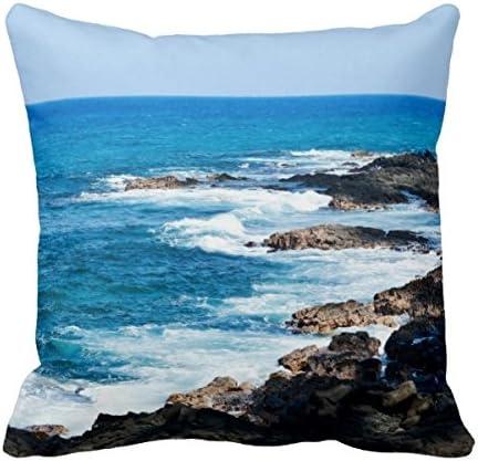 Hawaiian Ocean Throw Pillows or YOUR