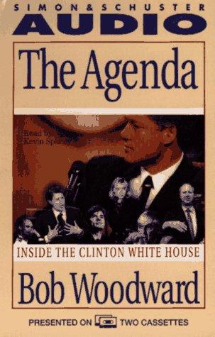 The Agenda by Bob Woodward