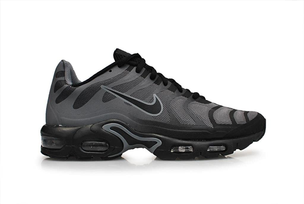 f18204ebb3 Nike air max Plus Fuse TN Mens Running Trainers 483553 Sneakers Shoes (UK  11 US 12 EU 46, Cool Grey Black 002): Amazon.co.uk: Shoes & Bags