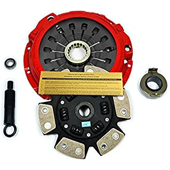 EFT STAGE 3 CLUTCH KIT 03-07 MITSUBISHI LANCER EVO EVOLUTION 8 VIII 9 IX