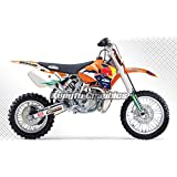 Kungfu Graphics 2002-2008 KTM 65 SX Complete Graphic Decal Kit