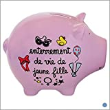 FRENCH PIGGY BANK GIFT Bachelor party