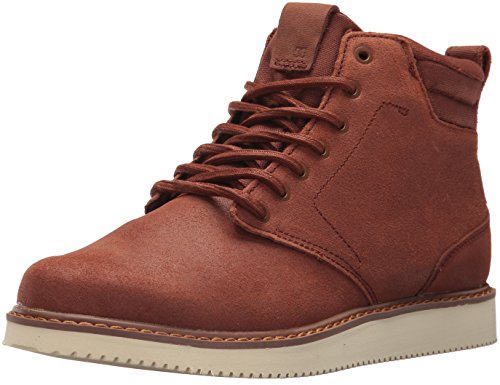 DC Men's Mason, Brown, 9 D US (Dc Shoes Boots)