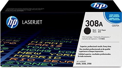HP Q2670A Black Print Cartridge for HP Color LaserJet 3500 3550 3700