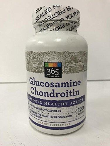 365 Everyday Value Glucosamine Chondroitin - 120 (365 Capsules)