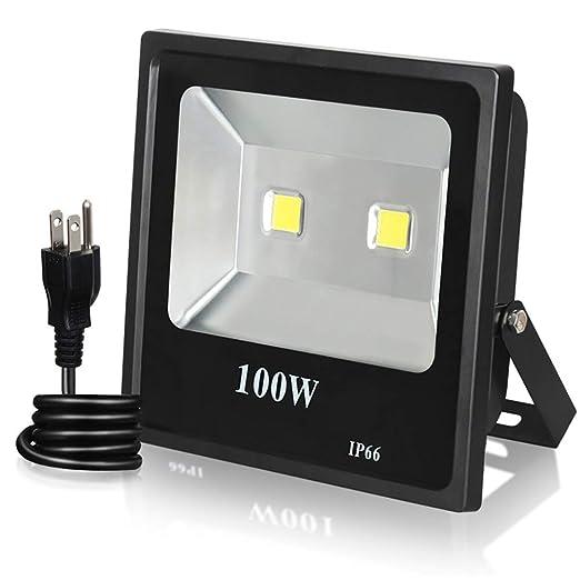 WngLei Luz de inundación LED 30W50W100W Resalte Señales de ...