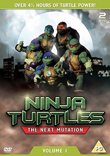 Amazon.com: Ninja Turtles - The Next Mutation Volume 1 (2 ...