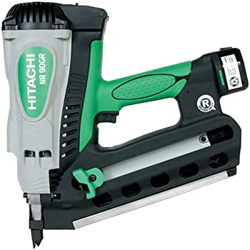 Hitachi Nr90gr Round Head 2 Inch To 3 1 2 Inch Cordless