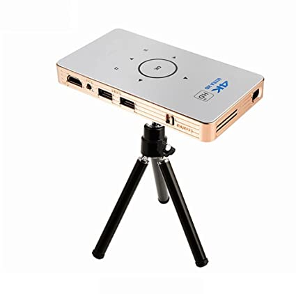 Amazon.com: NWYJR Projectors Full HD 3D Mini Video Proyector ...