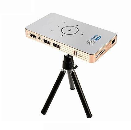Amazon.com: NWYJR Projectors Full HD 3D Mini Video Proyector ...