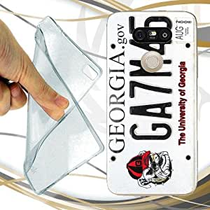 CUSTODIA COVER CASE TARGA GEORGIA PER LG G5