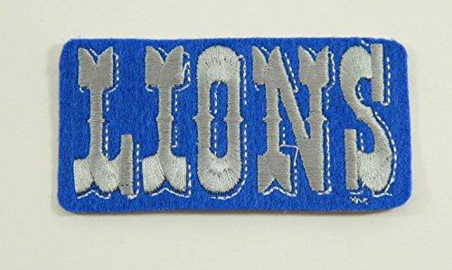 detroit-lions-football-patch-3-1-2-new