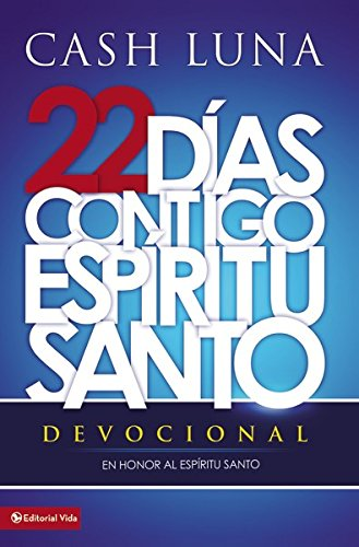 Price comparison product image 22 días contigo, Espíritu Santo: Devocional (Spanish Edition)