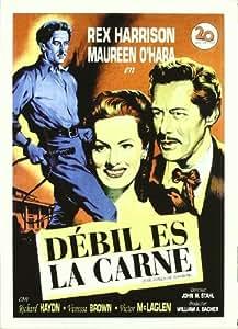 Debil Es La Carne [DVD]
