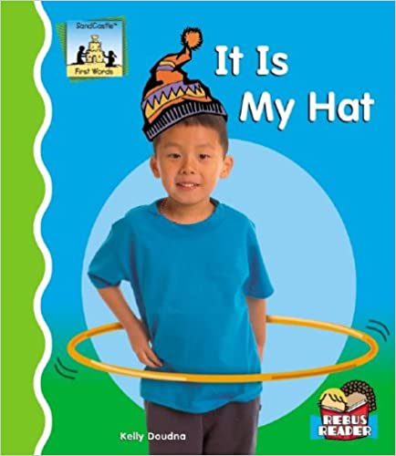 It Is My Hat (First Words) - Books