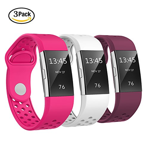 Swees Fitbit Charge Bands Silicone