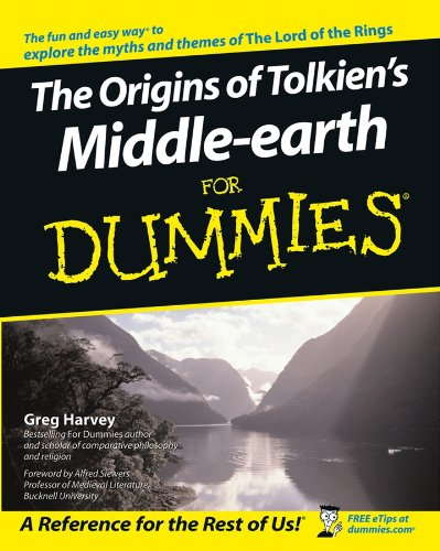 [READ] The Origins of Tolkien's Middle-earth For Dummies® Z.I.P