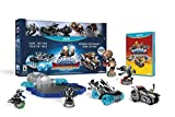 Skylanders SuperChargers Starter Pack (Dark Edition with Stealth Elf) - Wii U