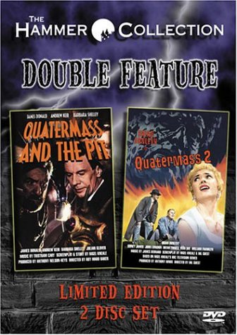 Quatermass and the Pit/Quatermass 2 by Starz / Anchor Bay