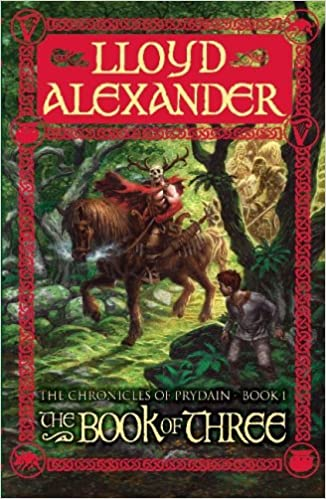 The Book of Three (The Chronicles of Prydain Book 1): Alexander ...