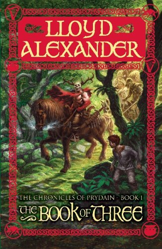(The Book of Three (The Chronicles of Prydain Book 1))
