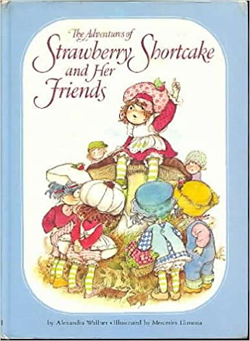 The Adventures Of Strawberry Shortcake And Her Friends Wallner